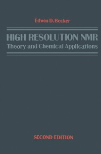 Cover High Resolution NMR