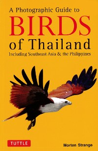 Cover Photographic Guide to the Birds of Thailand