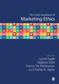 Cover The SAGE Handbook of Marketing Ethics
