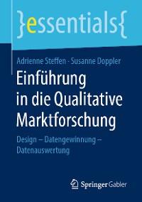 Cover Einführung in die Qualitative Marktforschung