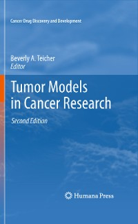Cover Tumor Models in Cancer Research