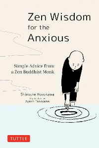 Cover Zen Wisdom for the Anxious