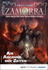 Cover Professor Zamorra 1150 - Horror-Serie