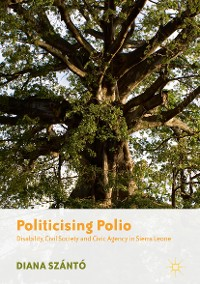 Cover Politicising Polio