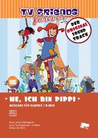 Cover He, ich bin Pippi