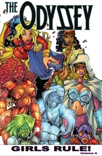 Cover Odyssey: Girls Rule Volume 2