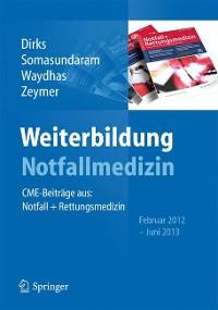 Cover Weiterbildung Notfallmedizin