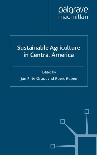 Cover Sustainable Agriculture in Central America
