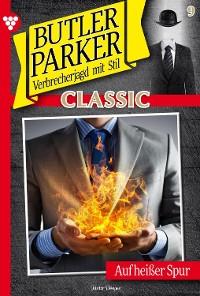Cover Butler Parker Classic 9 – Kriminalroman