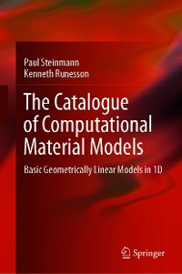 Cover The Catalogue of Computational Material Models