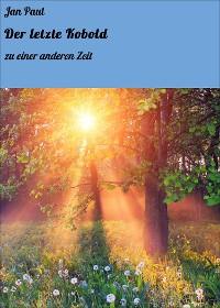 Cover Der letzte Kobold