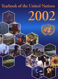 Cover Yearbook of the United Nations 2002