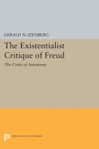 Cover The Existentialist Critique of Freud
