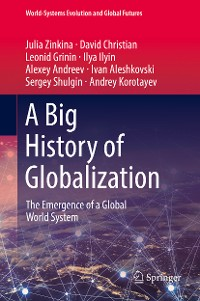 Cover A Big History of Globalization