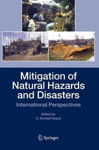 Cover Mitigation of Natural Hazards and Disasters