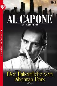 Cover Al Capone 5 – Kriminalroman