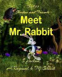Cover Shadow and Friends  Meet Mr. Rabbit