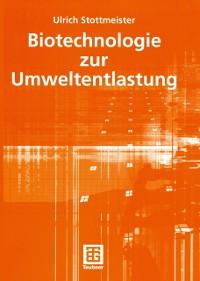 Cover Biotechnologie zur Umweltentlastung