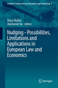 Cover Nudging - Possibilities, Limitations and Applications in European Law and Economics
