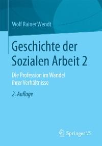 Cover Geschichte der Sozialen Arbeit 2