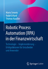 Cover Robotic Process Automation (RPA) in der Finanzwirtschaft