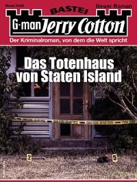 Cover Jerry Cotton 3332- Krimi-Serie