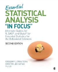 "Cover Essentials of Statistical Analysis ""In Focus"""
