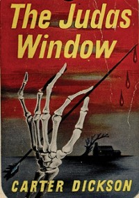 Cover Judas Window
