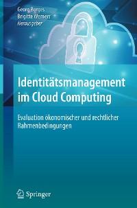 Cover Identitätsmanagement im Cloud Computing