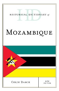 Cover Historical Dictionary of Mozambique