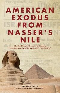 Cover American Exodus from Nasser's Nile