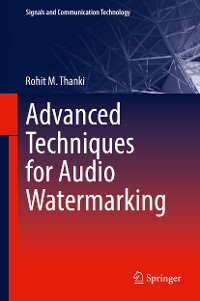 Cover Advanced Techniques for Audio Watermarking