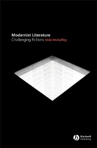 Cover Modernist Literature