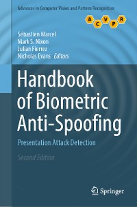 Cover Handbook of Biometric Anti-Spoofing