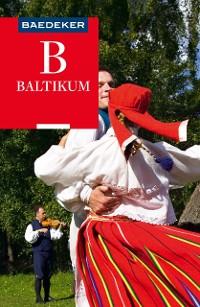 Cover Baedeker Reiseführer Baltikum