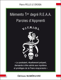 Cover Mémento 1er degré R.E.A.A.