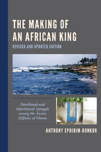 Cover The Making of an African King