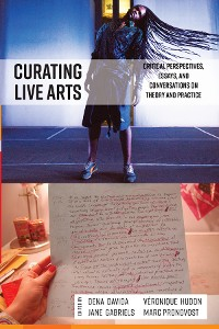 Cover Curating Live Arts