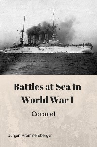 Cover Battles at Sea in World War I: Coronel