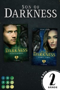 Cover Son of Darkness: Sammelband der einzigartigen Götter-Fantasyserie »Son of Darkness«