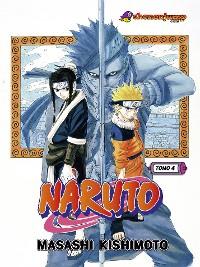 Cover Naruto 4
