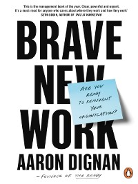 Cover Brave New Work