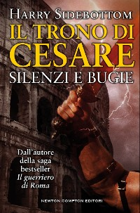 Cover Il trono di Cesare. Silenzi e bugie