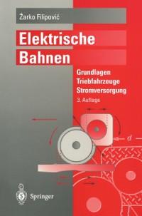 Cover Elektrische Bahnen