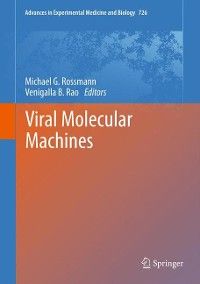 Cover Viral Molecular Machines