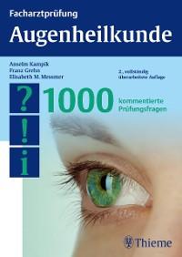 Cover Facharztprüfung Augenheilkunde