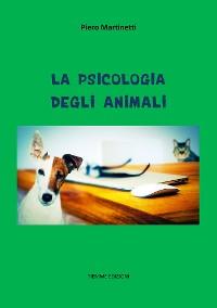 Cover La psicologia degli animali