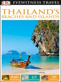 Cover DK Eyewitness Travel Guide Thailand's Beaches and Islands