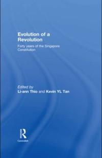 Cover Evolution of a Revolution
