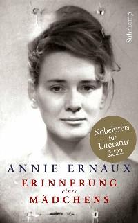Cover Erinnerung eines Mädchens